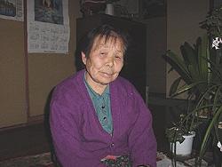 青空大好きおばあちゃん