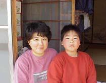 早川育ちのお母さん