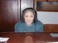 おばあちゃんの素敵な笑顔