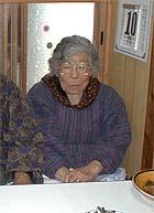 素敵な声のおばあちゃん